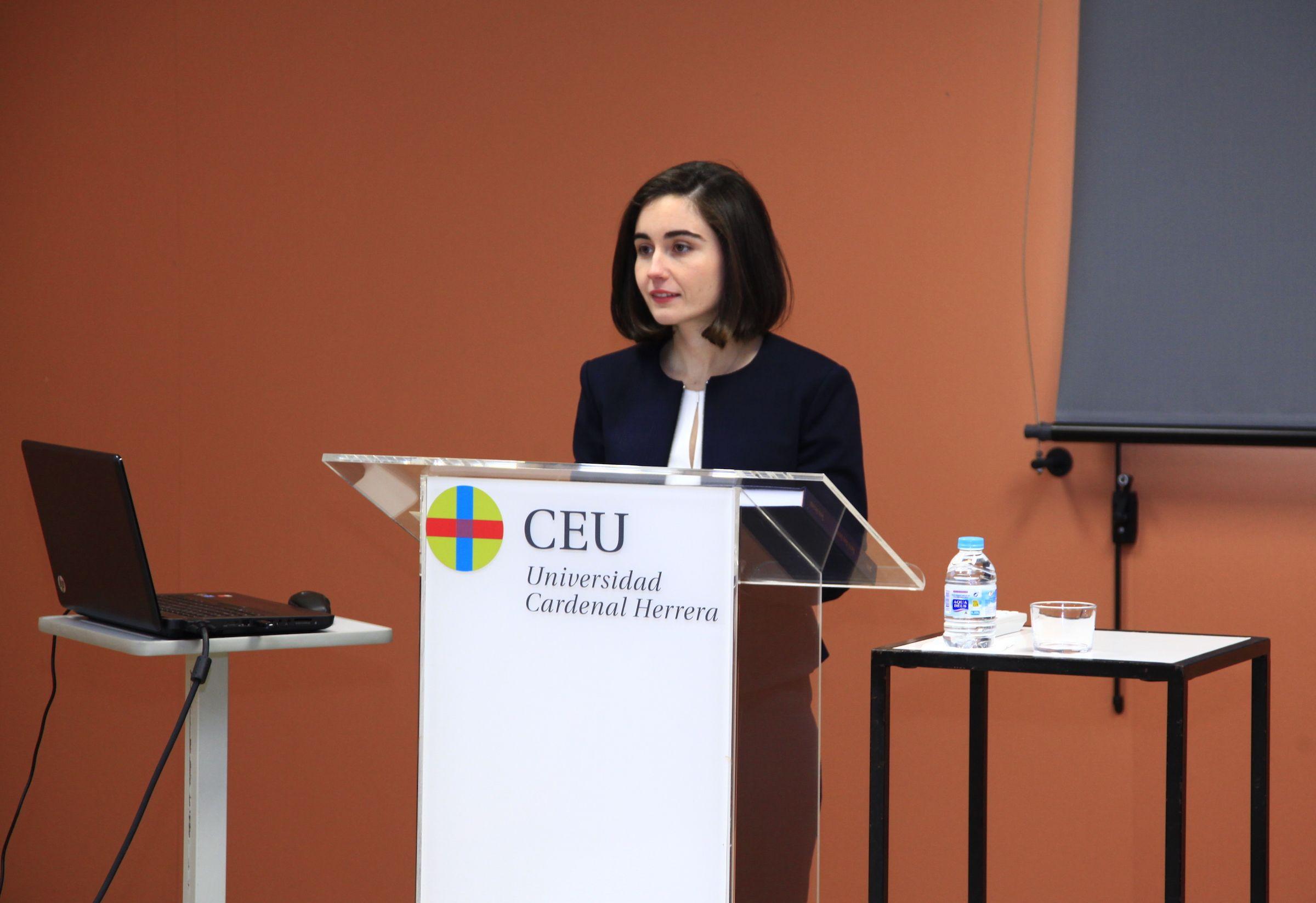 La doctora Beatriz Suay, autora de la tesis.