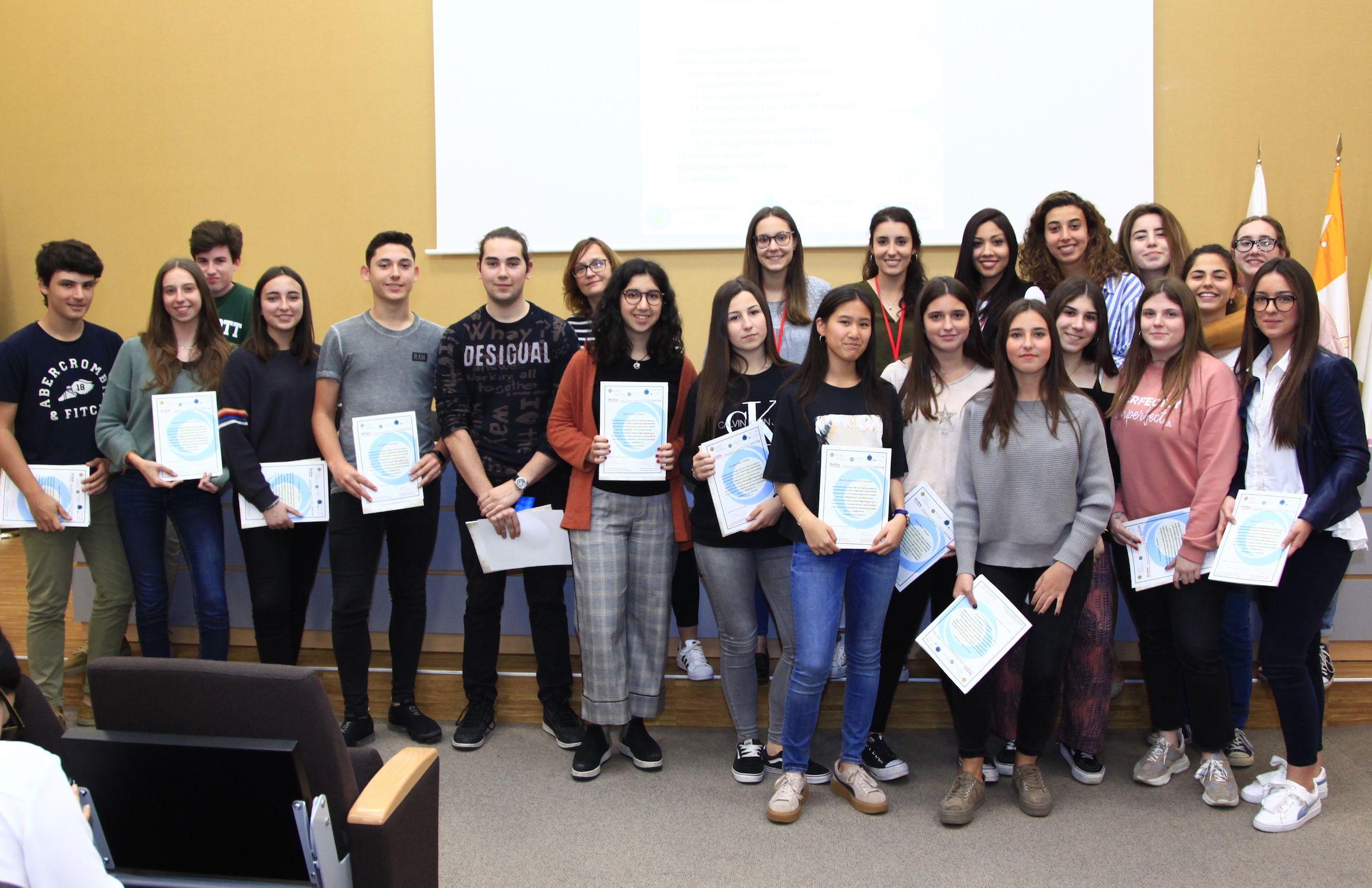 El Colegio CEU San Pablo ha sido uno de los 7 colegios participantes en el proyecto SWICEU, junto a la CEU UCH.