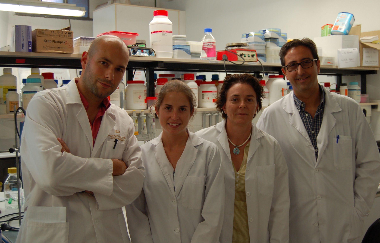 Ivan Zipancic y Sara Paradells también han colaborado en distintas investigaciones con los profesores García Esparza y Soria.