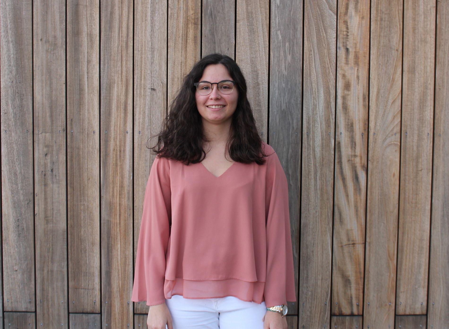 Marina Redondo estudia Ingeniería del Diseño Industrial y Desarrollo de Productos en la CEU UCH.