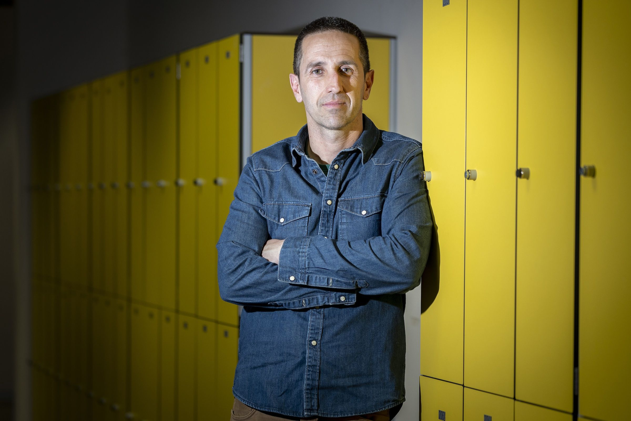 El profesor e investigador del Grupo TXP de la CEU UCH de Castellón, Abel Baquero, coautor del estudio.