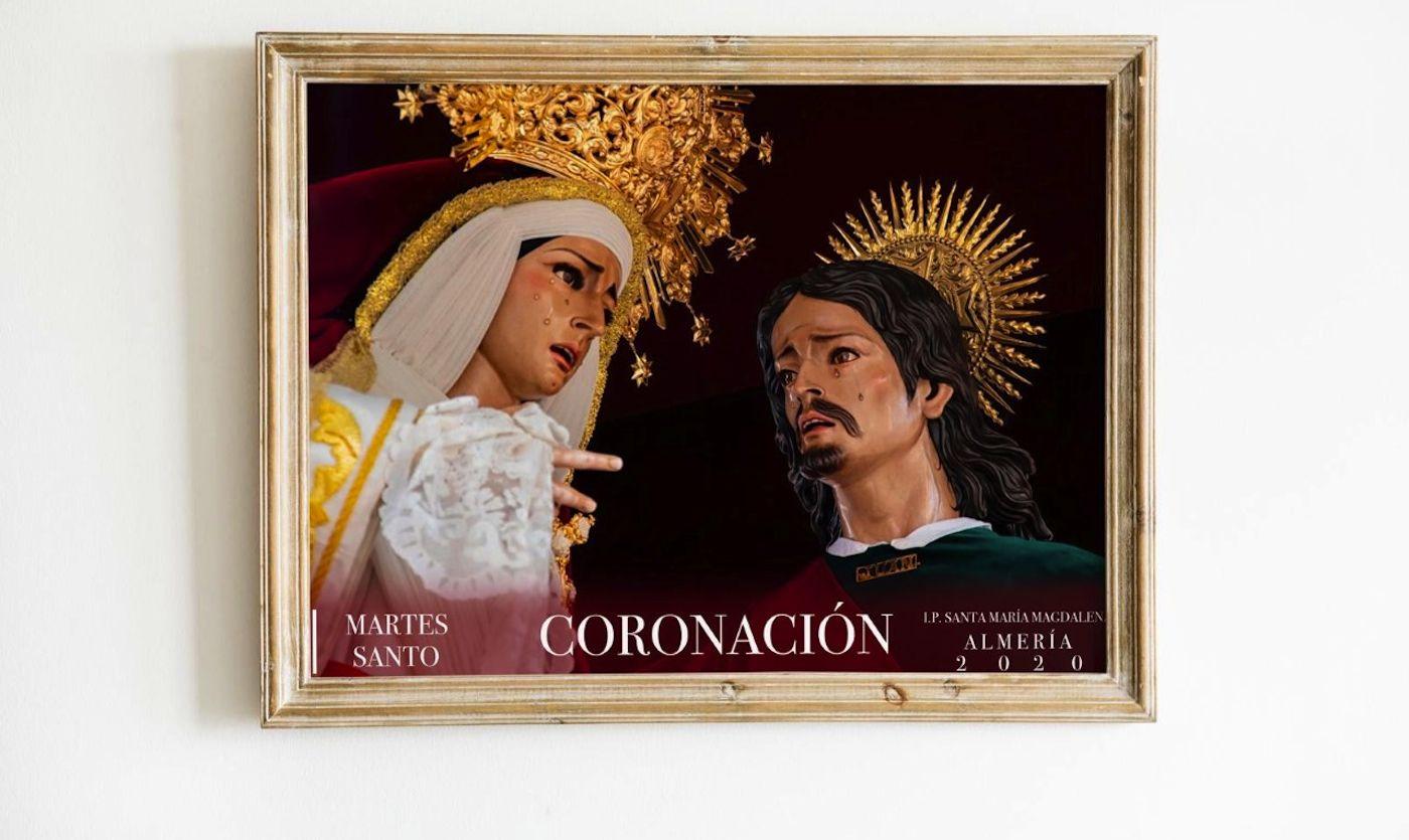 Cartel para Semana Santa de Marina Redondo.