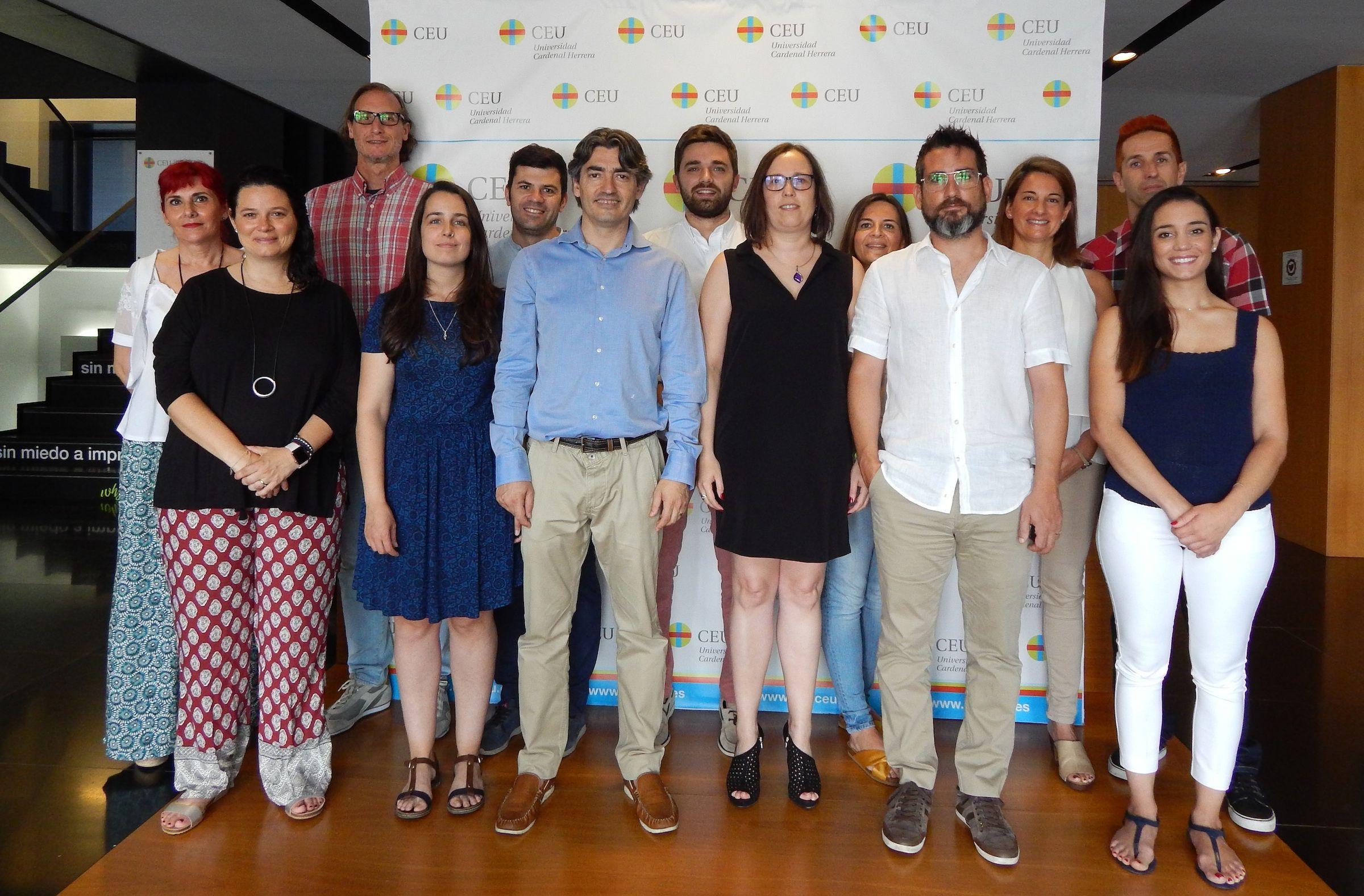 Grupo de Investigación TXP de la Universidad CEU Cardenal Herrera de Castellón.