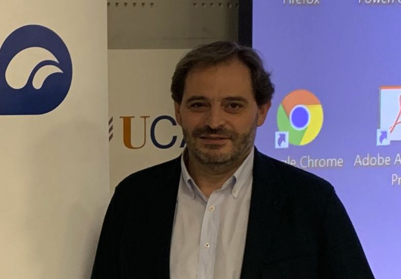 El profesor de Veterinaria de la CEU UCH Jesús Cardells Peris.