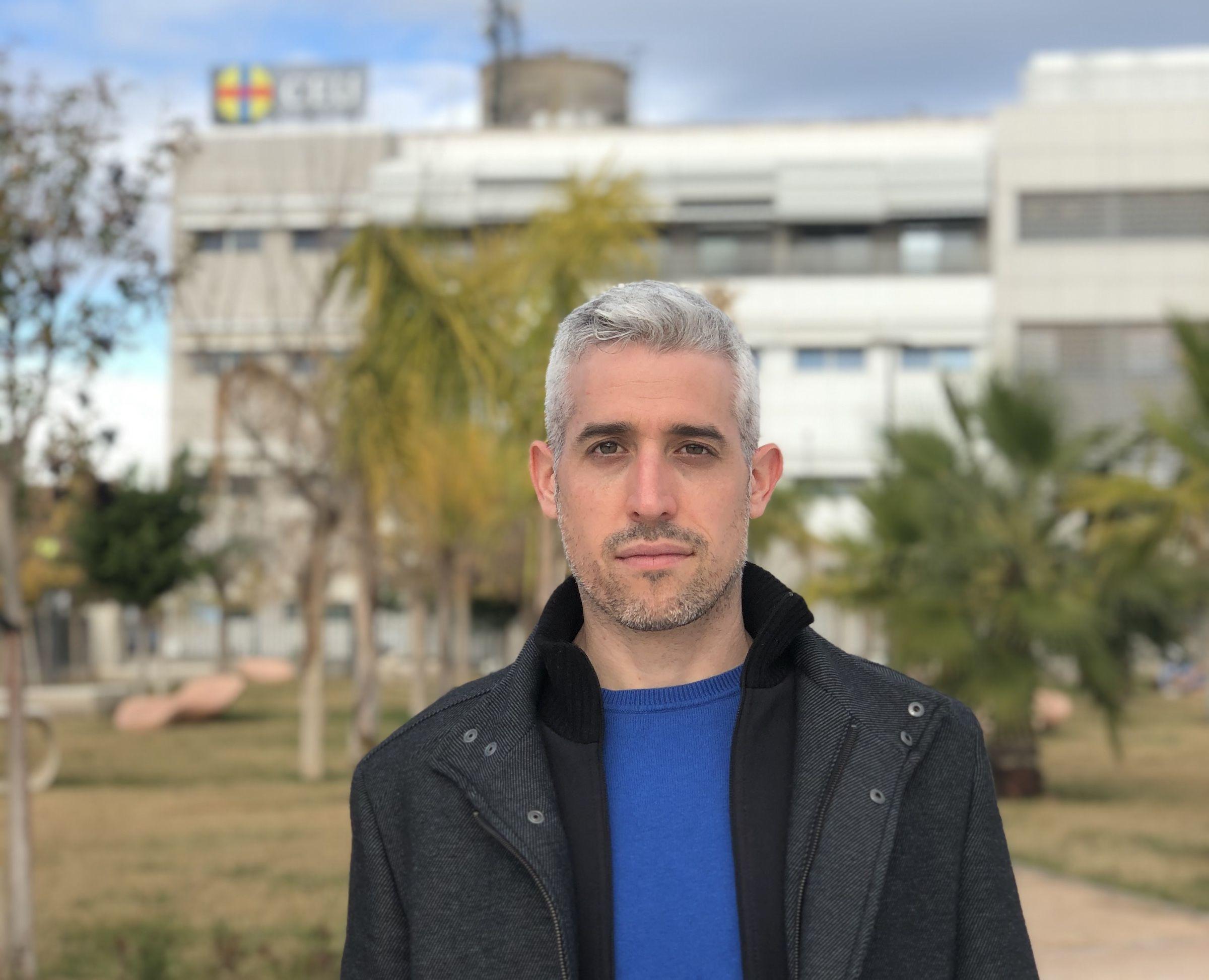 Jordi Renau, profesor de la ESET e investigador del Grupo TecEner de la CEU UCH.