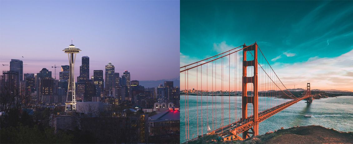 Seattle y San Francisco. Doble máster para ejercer abogacía en EEUU y España