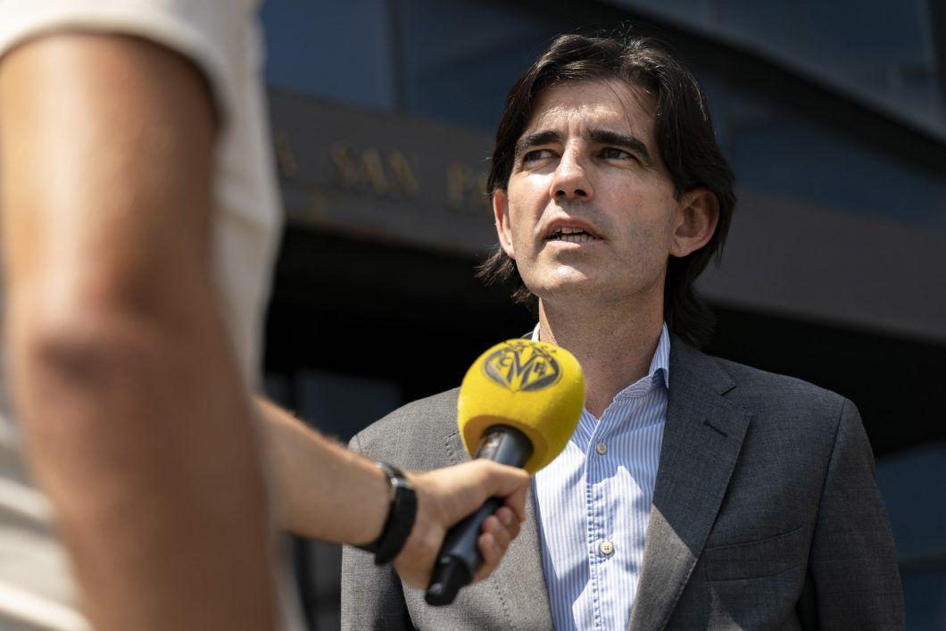 El Vicerrector de Comunicación de la CEU UCH. Villarreal y CEU refuerzan su colaboración