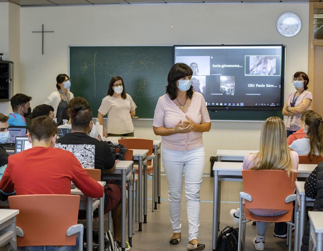 Profesoras CEU que imparten posgrado en Patagonia