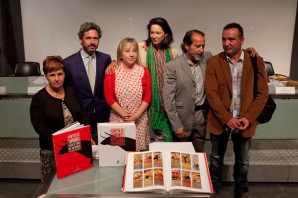Ponentes de la presentación del libro. / Archivo