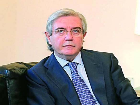 Carlos Vázquez, presidente de SESPM. / Archivo