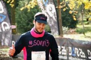"""Ignacio Sánchez: """"de todo menos correr""""// Foto: #SONRI3"""