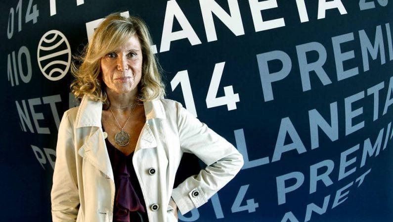 Pilar Eyre, finalista Premio Planeta 2014