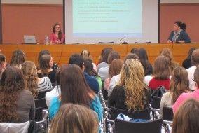 Presentación Informe UNICEF Comunidad Valenciana// Foto: Docu