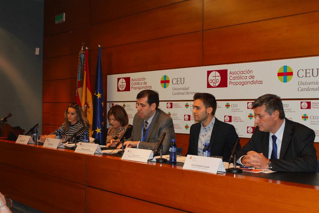 I Congreso Internacional sobre Calidad democrática y Lucha contra la Corrupción // Foto: Silvia Palomino Manzaneque