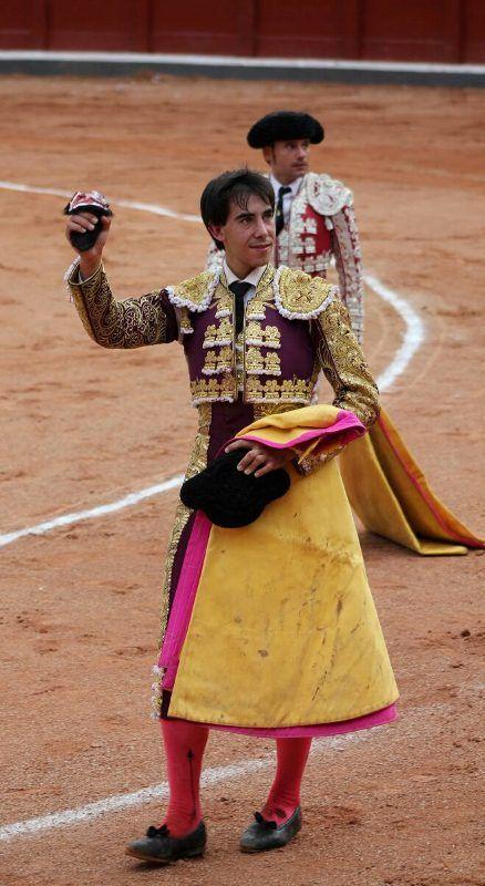 Son muchas las tardes en las que Jiménez Fortes ha triunfado. / Archivo