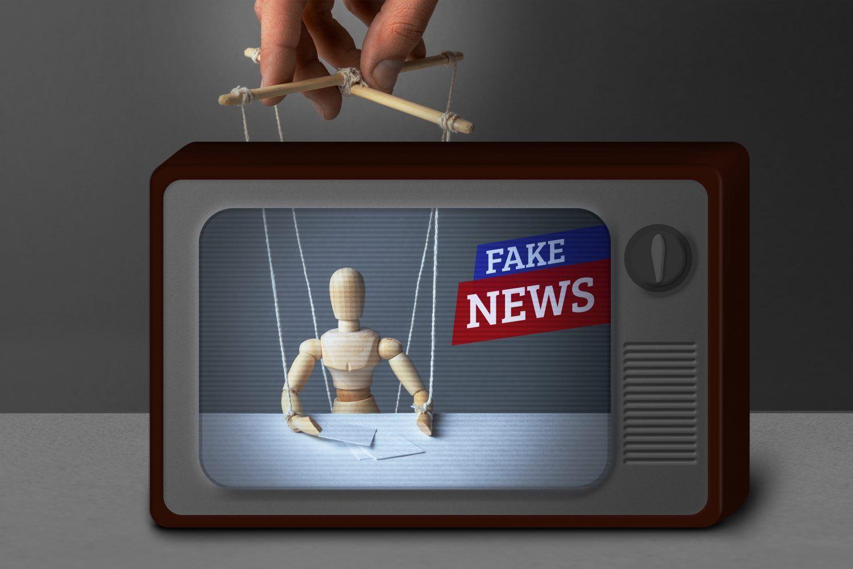 Desinformación fake news