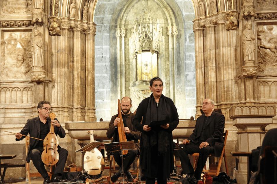 Valencia Ciclo Música Medieval San Juan del Hospital