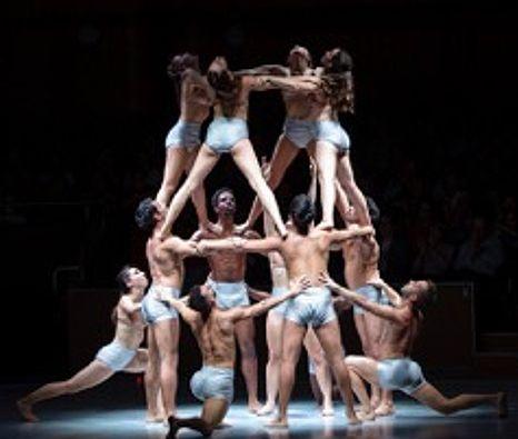 Crea Dance Company Diputación Valencia Temps d'abraçar